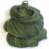 Dream in Color - Jilly with Cashmere - 29 Emerald Darkness - Yarning for Ewe - 2