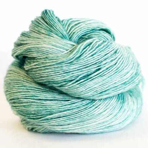 Dream in Color - Jilly with Cashmere - 20 Blue Sage - Yarning for Ewe - 1