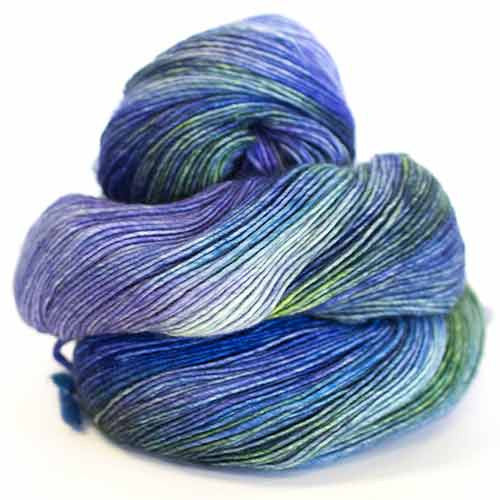 Dream in Color - Jilly with Cashmere - 717 Morning Glory - Yarning for Ewe - 5