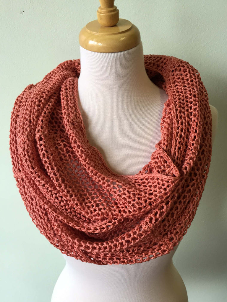 Yarning for Ewe - Double Wrap Cowl by Laura Zukaite -  - Yarning for Ewe - 1