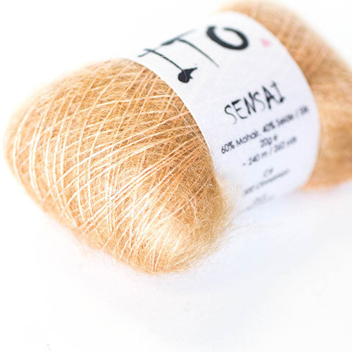 Ito - Sensai - 302 Cinnamon - Yarning for Ewe - 1