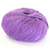 Juniper Moon Farms - Zooey - 26 Petal Purple - Yarning for Ewe - 9