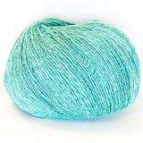 Juniper Moon Farms - Zooey - 24 Mint - Yarning for Ewe - 8