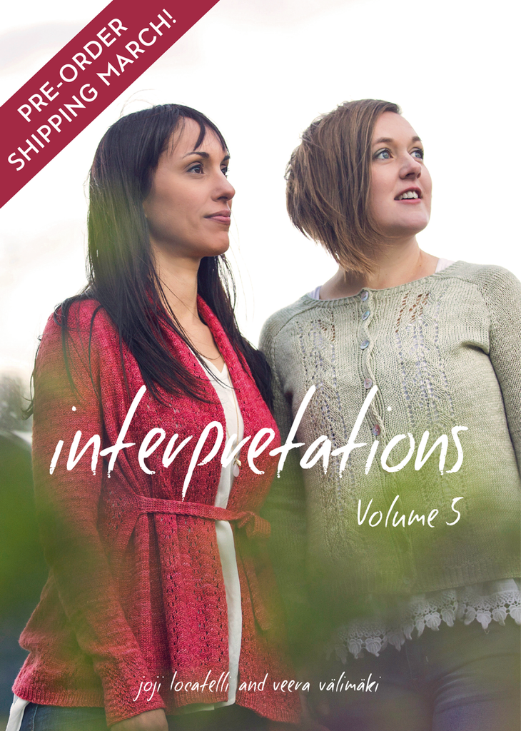 Interpretations Vol 5 (Ships Mid-March)