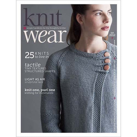 FW Media - Knit Wear Fall 2012 -  - Yarning for Ewe