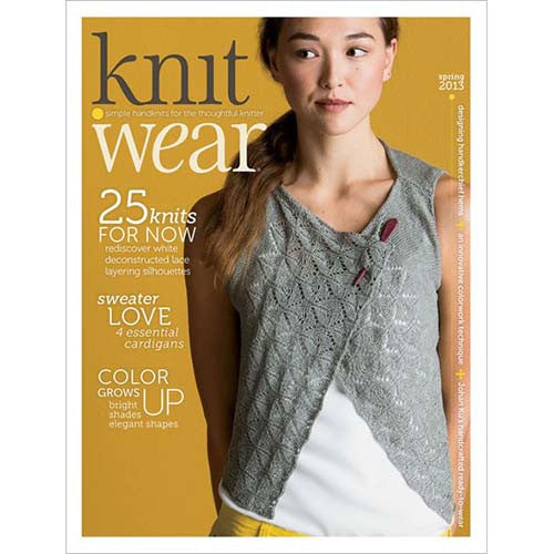 FW Media - Knit Wear Spring 2013 -  - Yarning for Ewe