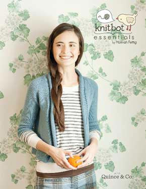 NNK Press - Knitbot Essentials by Hannah Fettig -  - Yarning for Ewe