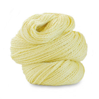 Blue Sky Alpacas - Worsted Cotton - 608 Lemonade - Yarning for Ewe - 8