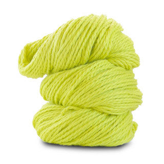 Blue Sky Alpacas - Worsted Cotton - 607 Lemongrass - Yarning for Ewe - 7