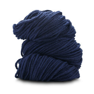 Blue Sky Alpacas - Worsted Hand Dyes - 2013 Midnight Blue - Yarning for Ewe - 10