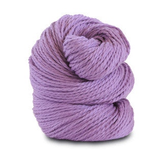 Blue Sky Alpacas - Worsted Cotton - 618 Orchid - Yarning for Ewe - 14