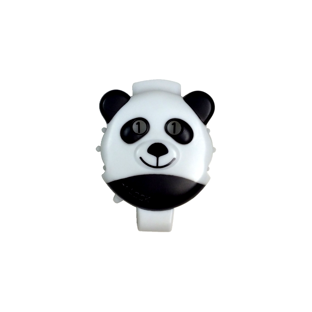 Hiya Hiya Click-It Panda Row Counter