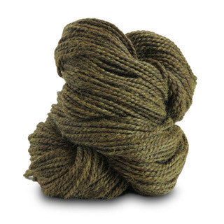 Blue Sky Alpacas - Melange - 802 Pesto - Yarning for Ewe - 2