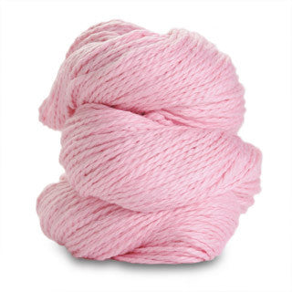 Blue Sky Alpacas - Worsted Cotton - 642 Pink Parfait - Yarning for Ewe - 34