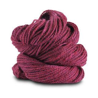 Blue Sky Alpacas - Melange - 813 Pomegranate - Yarning for Ewe - 13
