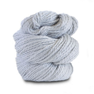 Blue Sky Alpacas - Worsted Cotton - 635 Sleet - Yarning for Ewe - 27