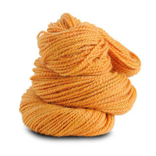 Blue Sky Alpacas - Melange - 817 Saffron - Yarning for Ewe - 17