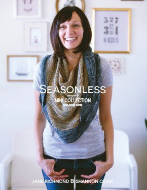 NNK Press - Seasonless by Jane Richmond and Shannon Cook -  - Yarning for Ewe