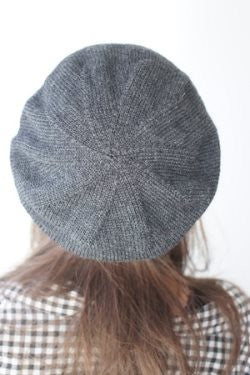 NNK Press - Knitbot Simple Beret by Hannah Fettig -  - Yarning for Ewe