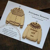 Stitchable Sweaters