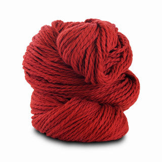 Blue Sky Alpacas - Worsted Cotton - 619 Tomato - Yarning for Ewe - 15