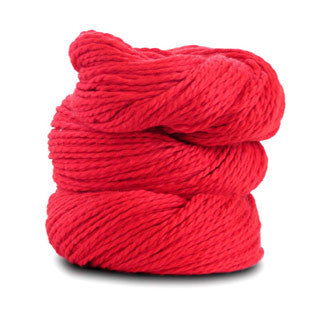Blue Sky Alpacas - Worsted Cotton - 641 True Red - Yarning for Ewe - 33