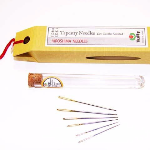 Tulip Hiroshima Tapestry Needles