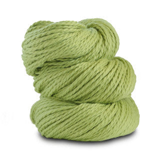 Blue Sky Alpacas - Worsted Cotton - 639 Wasabi - Yarning for Ewe - 31