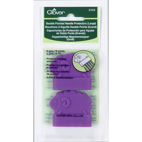 Clover - Double Point Needle Protectors -  - Yarning for Ewe - 1