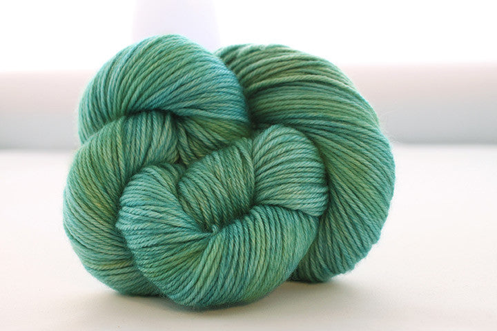 Dream in Color - Classy with Cashmere Worsted - Forget Me - Yarning for Ewe - 7