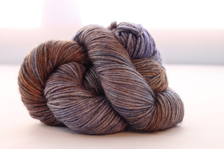 Dream in Color - Classy with Cashmere Worsted - Mild Tedium - Yarning for Ewe - 4