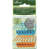 Clover - Jumbo Locking Stitch Markers -  - Yarning for Ewe - 2
