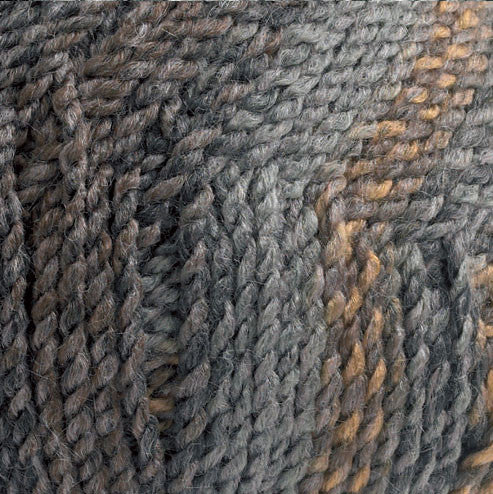 James C. Brett - Marble Chunky - 13 Misty Brown - Yarning for Ewe - 4