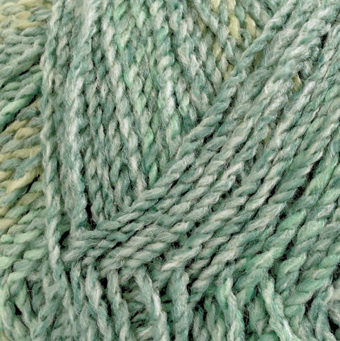 James C. Brett - Marble Chunky - 24 Summer Green - Yarning for Ewe - 7