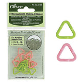 Clover - Triangle Stitch Markers - SM - Yarning for Ewe - 3