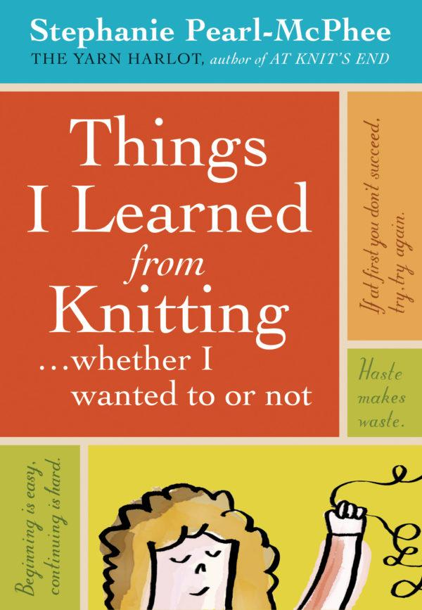 Things I Learned from Knitting (Book)