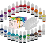 Limited Offer / Epoxy Resin Pigment - 24 Colors ( Please read the details carefully )