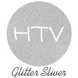 "Iron on vinyl/ glitter htv roll: 10""x 30 ft"