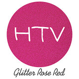 "Iron on vinyl/ glitter htv roll: 10""x 10 ft"
