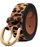 Limited Offer / Womens Leopard Print Belt  ( Please read the details carefully )
