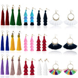 Limited Offer / Tassel Earrings 15 pack ( Please read the details carefully )