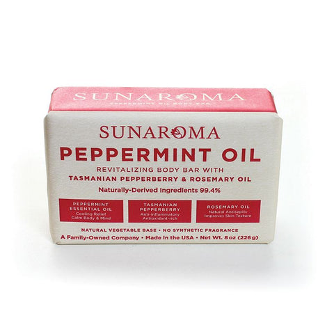 Sunaroma Peppermint Soap