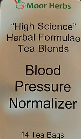 Moor Herbs Blood Pressure Normalizer Tea