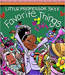 Little Professional Skye Favorite Things