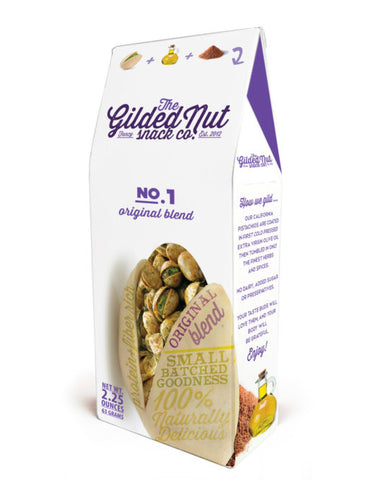 The Gilded Nut Snacks