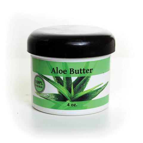 Aloe Butter 100% Natural - 4oz