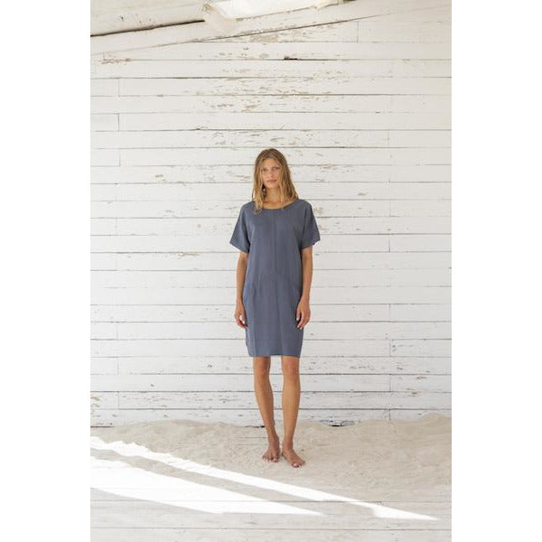 Kleid Avenal - ink blue
