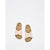 Sandale Cross Slide Clota - Blush Canvas