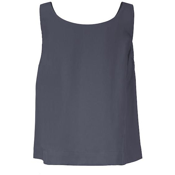Top Valle - ink blue