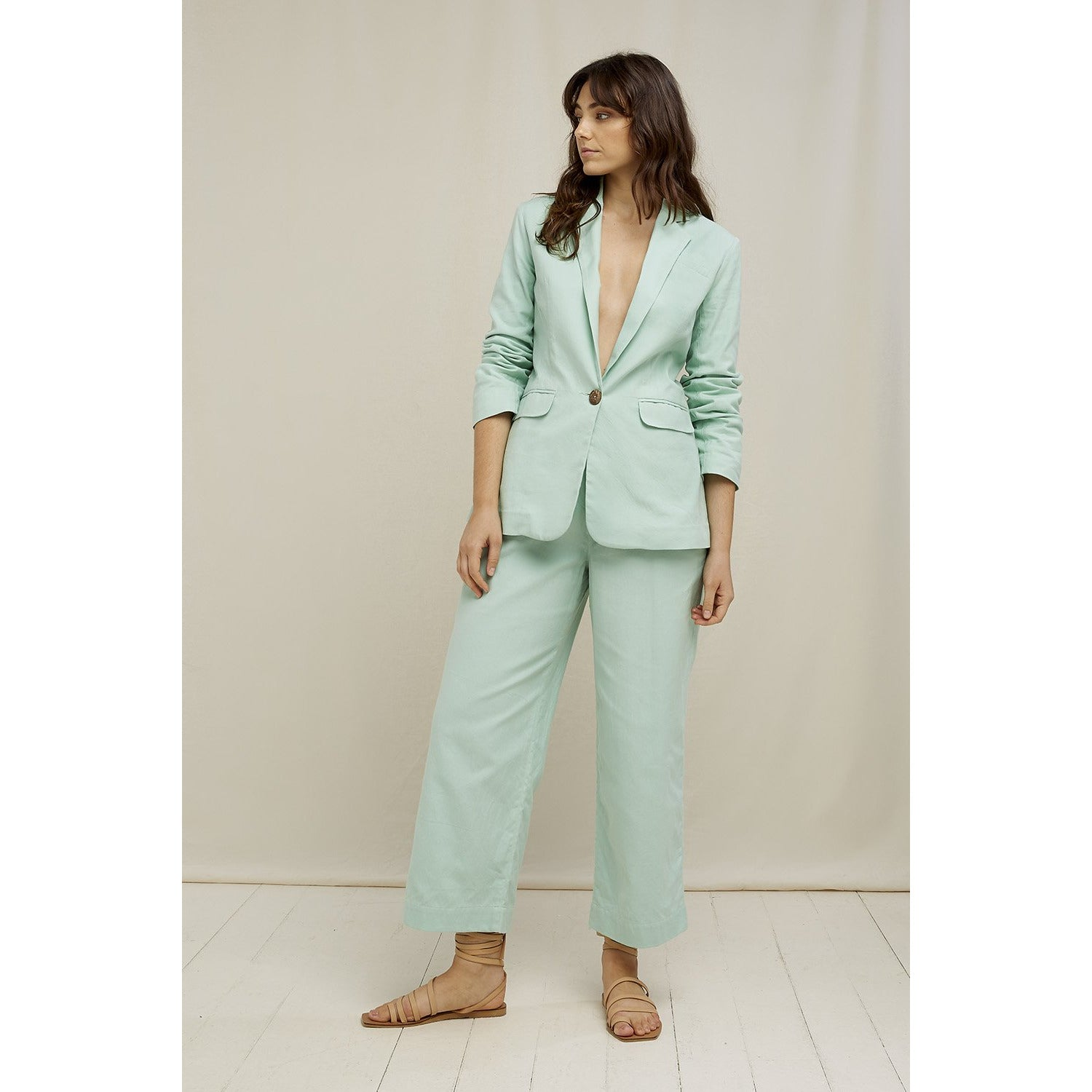 Mirren Blazer - mint